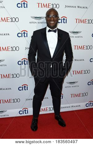 Director Barry Jenkins attends the Time 100 Gala at Frederick P. Rose Hall on April 25, 2017 in New York City.