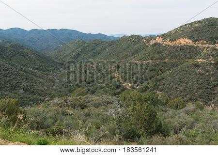 High Mountain Highway