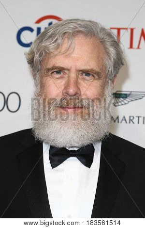 Professor of Genetics, Harvard Medical School, George Church attends the Time 100 Gala at Frederick P. Rose Hall on April 25, 2017 in New York City.