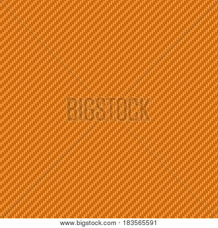 Golden carbon fiber metal grid texture seamless background vector golden pattern