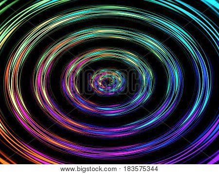 Abstraction on a background wallpaper texture circle palette