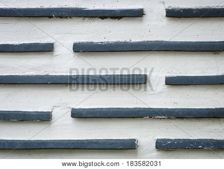 Pattern Of Old Concrete Wall Texture For Background