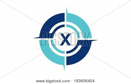 This image describe about Compass Guide Solution Initial X