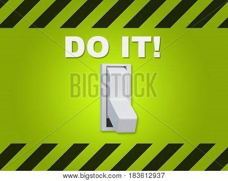 Do It! Concept