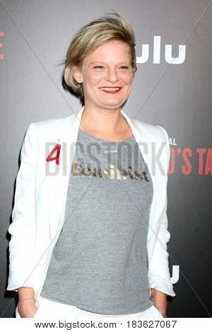 LOS ANGELES - APR 25:  Martha Plimpton at the Premiere Of Hulu's