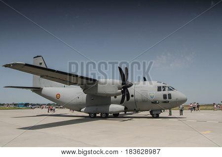 Alenia C-27J Spartan Airplane