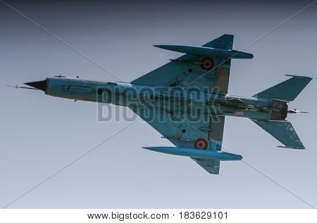 Mig 21 Airplane