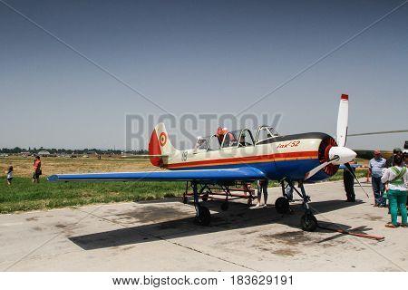 Iak 52 Airplane