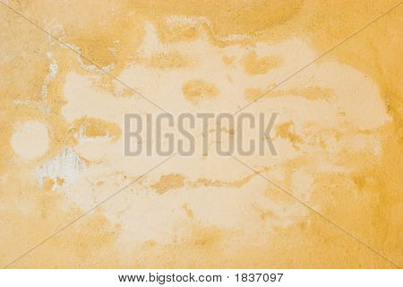 Yellow Grungy Background