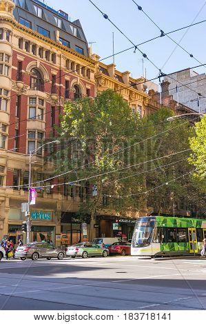 Melbourne Central Business District, Cbd