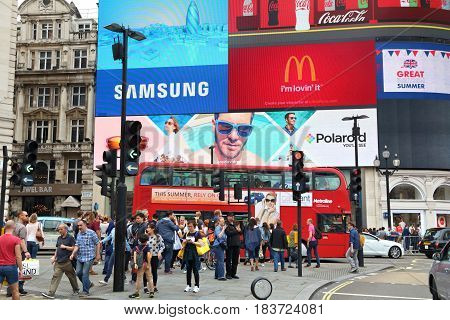 London Piccadilly Circus
