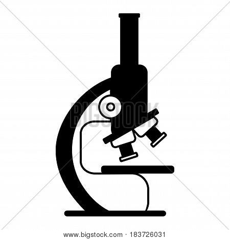 Chemical Microscope Icon