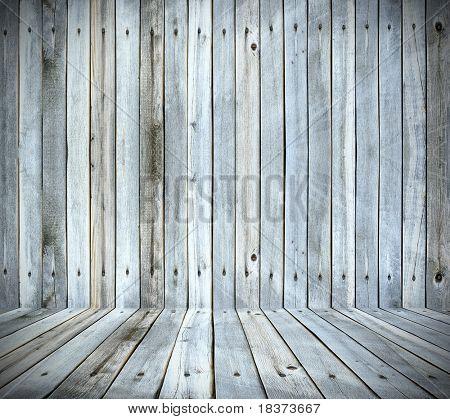 wooden interior