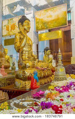 The Buudha Statue