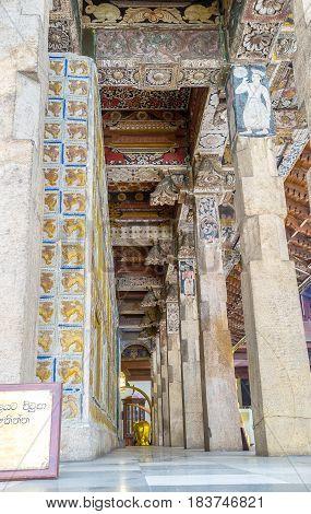Pillars Of The Shrine