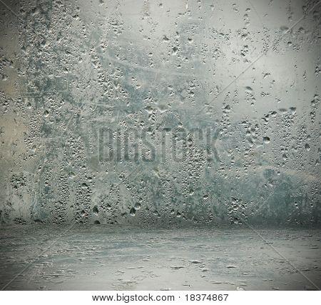 wet interior
