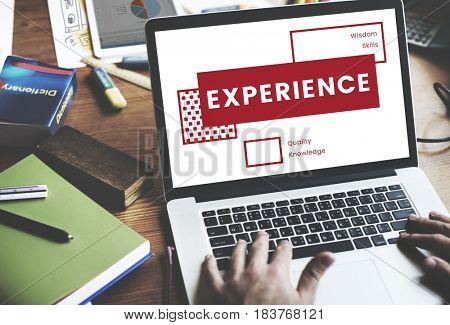 Experience knowledge skills observation meet