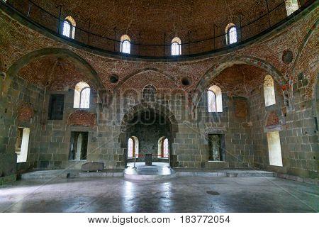Inside Of Mosque In Rabati Castle In Akhaltsikhe, Georgia