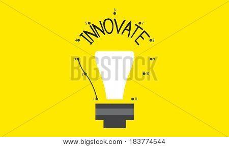 Imagination Innovate Think Big Icon