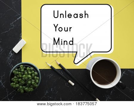 Unleash Your Mind Ideas Vision Release