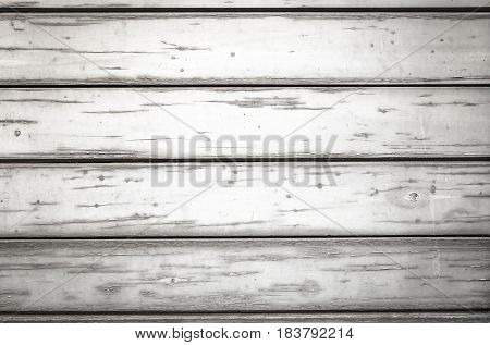 White wooden texture board background. Rustic floor