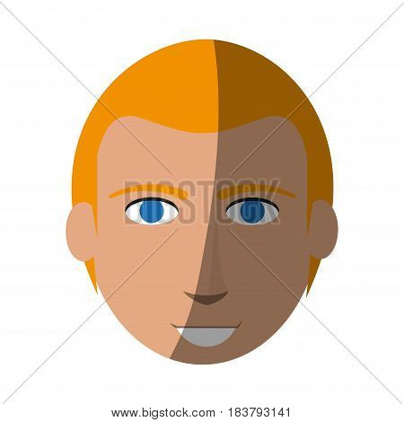 handsome man icon image vector illustration design