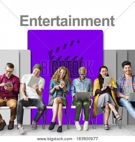 Cinema Media Movies Entertainment Concept