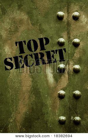 poster of Top secret