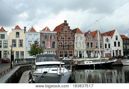 The Zeelandic City Of Goes