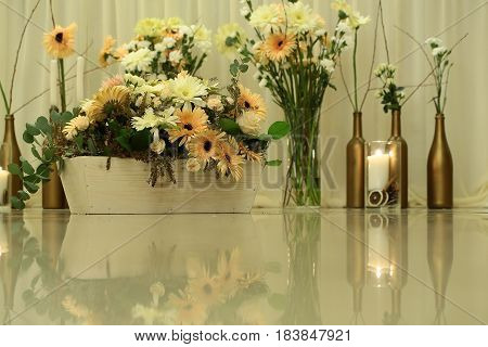 prosperity and celebration anniversary wedding decor floristics and design beauty and spa gardening