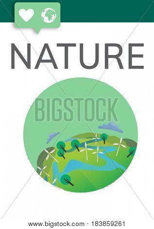 Nature Earth Environmental Concept