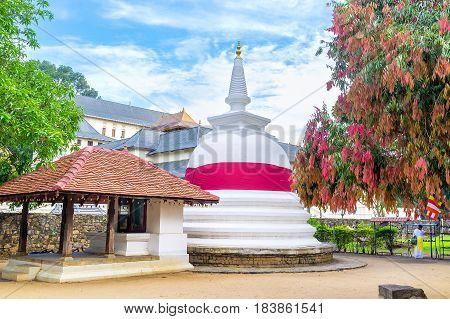 The Pagoda Of Natha Devale