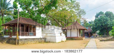 Shrines Of Natha Devale