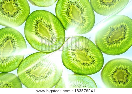 Kiwi Fruit and good health to the Tenth Power