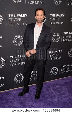 LOS ANGELES - APR 27:  Luke Perry at the