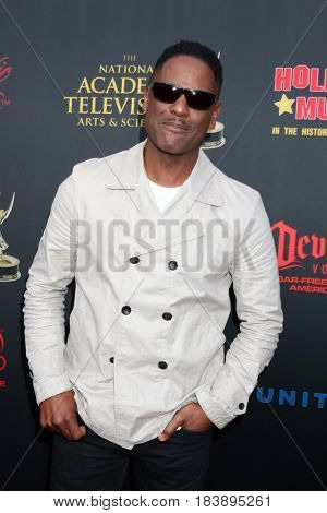 LOS ANGELES - APR 26:  Blair Underwood at the NATAS Daytime Emmy Nominees Reception at the Hollywood Museum on April 26, 2017 in Los Angeles, CA