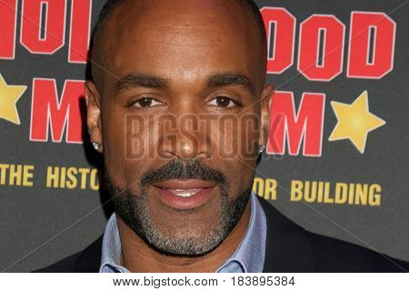 LOS ANGELES - APR 26:  Donnell Turner at the NATAS Daytime Emmy Nominees Reception at the Hollywood Museum on April 26, 2017 in Los Angeles, CA