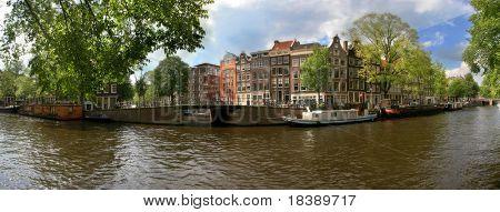 Amsterdam. Canal #3.