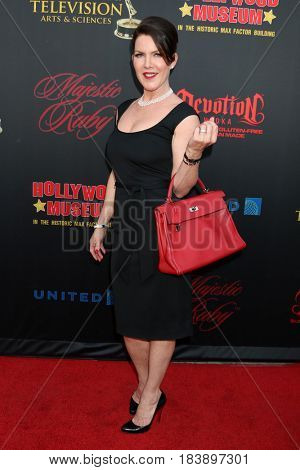 LOS ANGELES - APR 26:  Kira Reed Lorsch at the NATAS Daytime Emmy Nominees Reception at the Hollywood Museum on April 26, 2017 in Los Angeles, CA