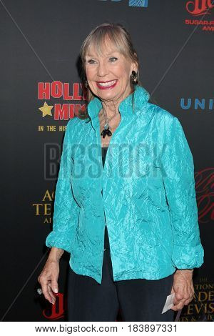 LOS ANGELES - APR 26:  Marla Adams at the NATAS Daytime Emmy Nominees Reception at the Hollywood Museum on April 26, 2017 in Los Angeles, CA