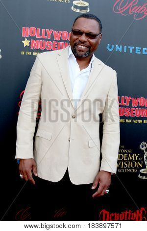 LOS ANGELES - APR 26:  Petri Hawkins Bird at the NATAS Daytime Emmy Nominees Reception at the Hollywood Museum on April 26, 2017 in Los Angeles, CA