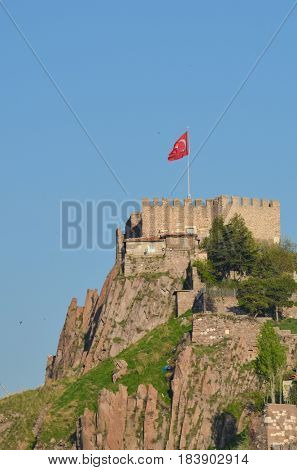 Ankara Castle - Ulus, Ankara - Turkey