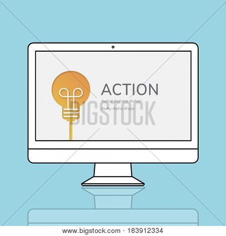 Action Active Inspiration Motivate Process
