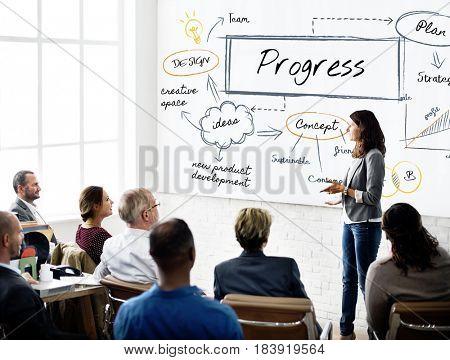 Business Progress Meeting