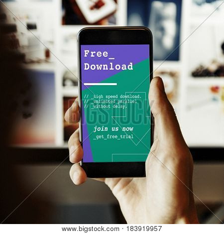 Free Download Latest Update Application Concept