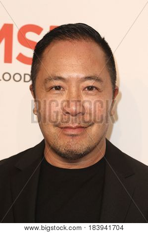 NEW YORK-APR 27: Designer Derek Lam attends the 11th Annual DKMS 'Big Love' Gala at Cipriani Wall Street on April 27, 2017 in New York City.