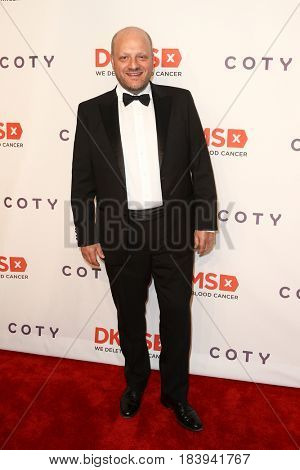 NEW YORK-APR 27: Coty Inc Executive Vice President Camillo Pane attends the 11th Annual DKMS 'Big Love' Gala at Cipriani Wall Street on April 27, 2017 in New York City.