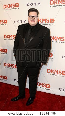 NEW YORK-APR 27: Singer Jordan Smith attends the 11th Annual DKMS 'Big Love' Gala at Cipriani Wall Street on April 27, 2017 in New York City.