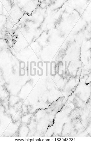 The luxury of black marble texture and background, Abstract natural marble black and white for your design art work.