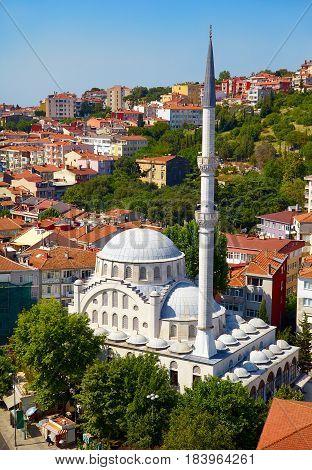 Haci Mahmud Camiii, Istanbul